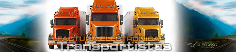 Factura electrónica para transportistas - nuevo complemento carta porte