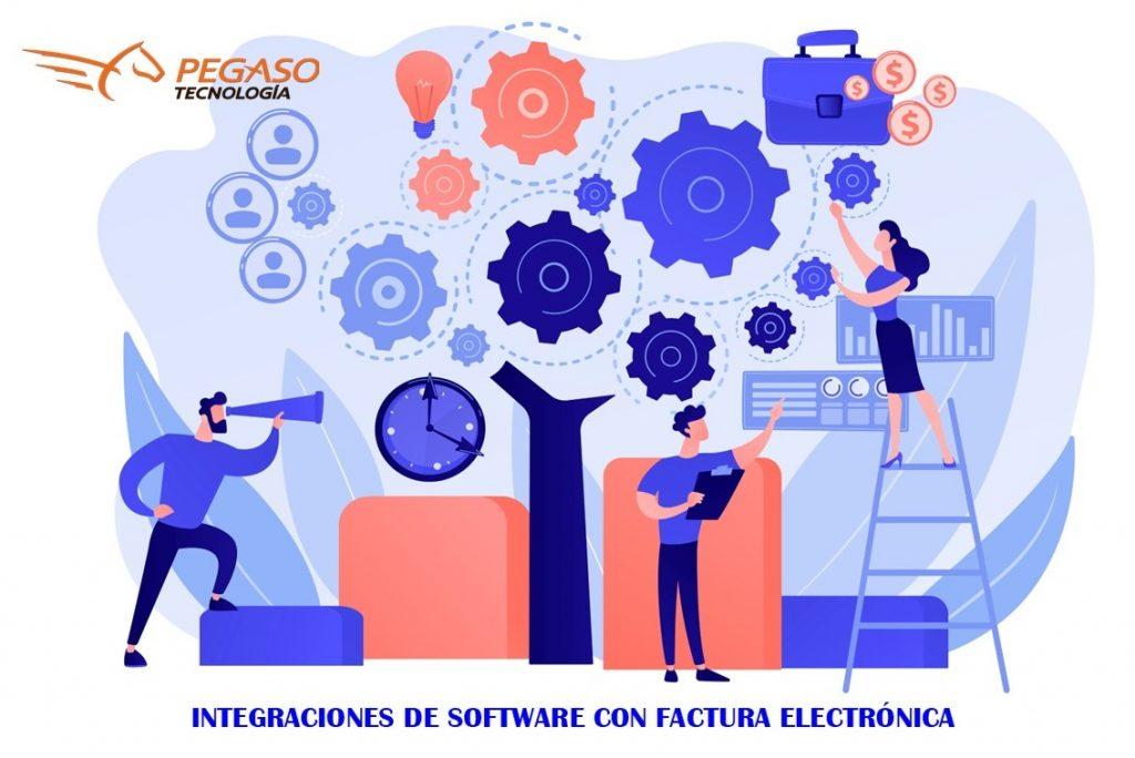 Integración de factura electrónica