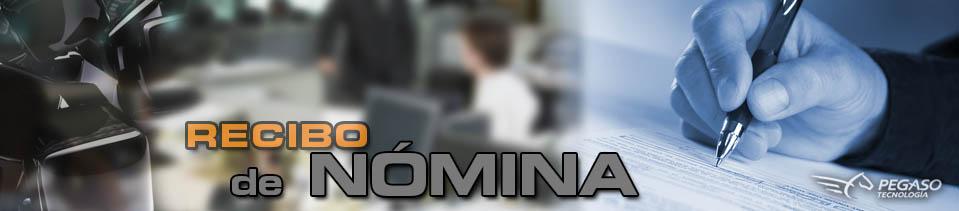 Recibos de nomina timbrado SAT